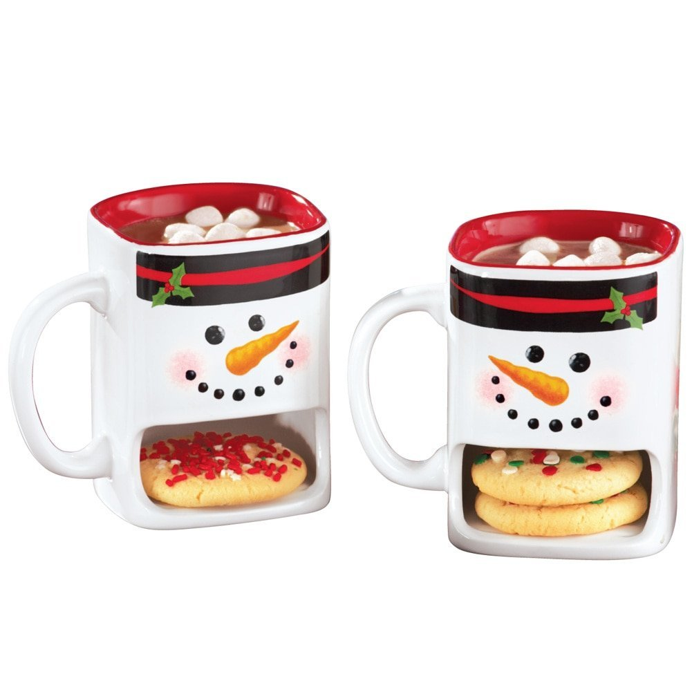 Christmas Coffee Mugs | Gift-Exchange Ideas for Your Holiday Party