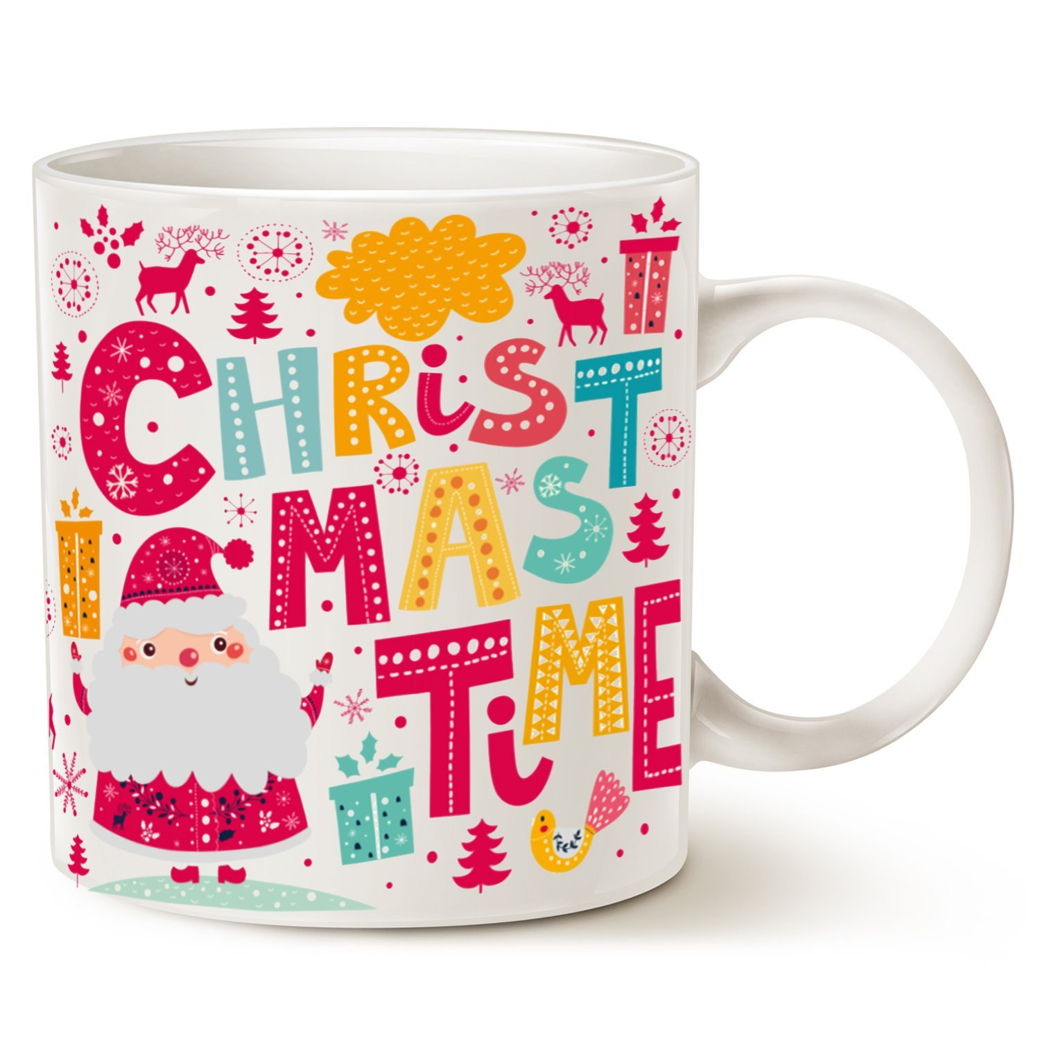 Christmas Coffee Mugs | Gift-Exchange Ideas for Your ...