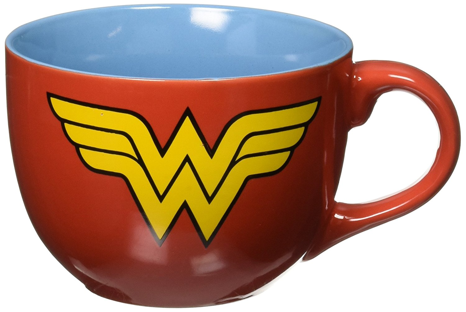 Wonder woman coffee mugs top 10 novelty gift ideas for Top 10 coffee mugs