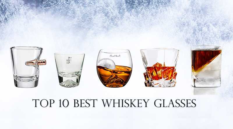 Top 10 Scotch Whiskey Glasses Best Gift Ideas For Whiskey Lovers