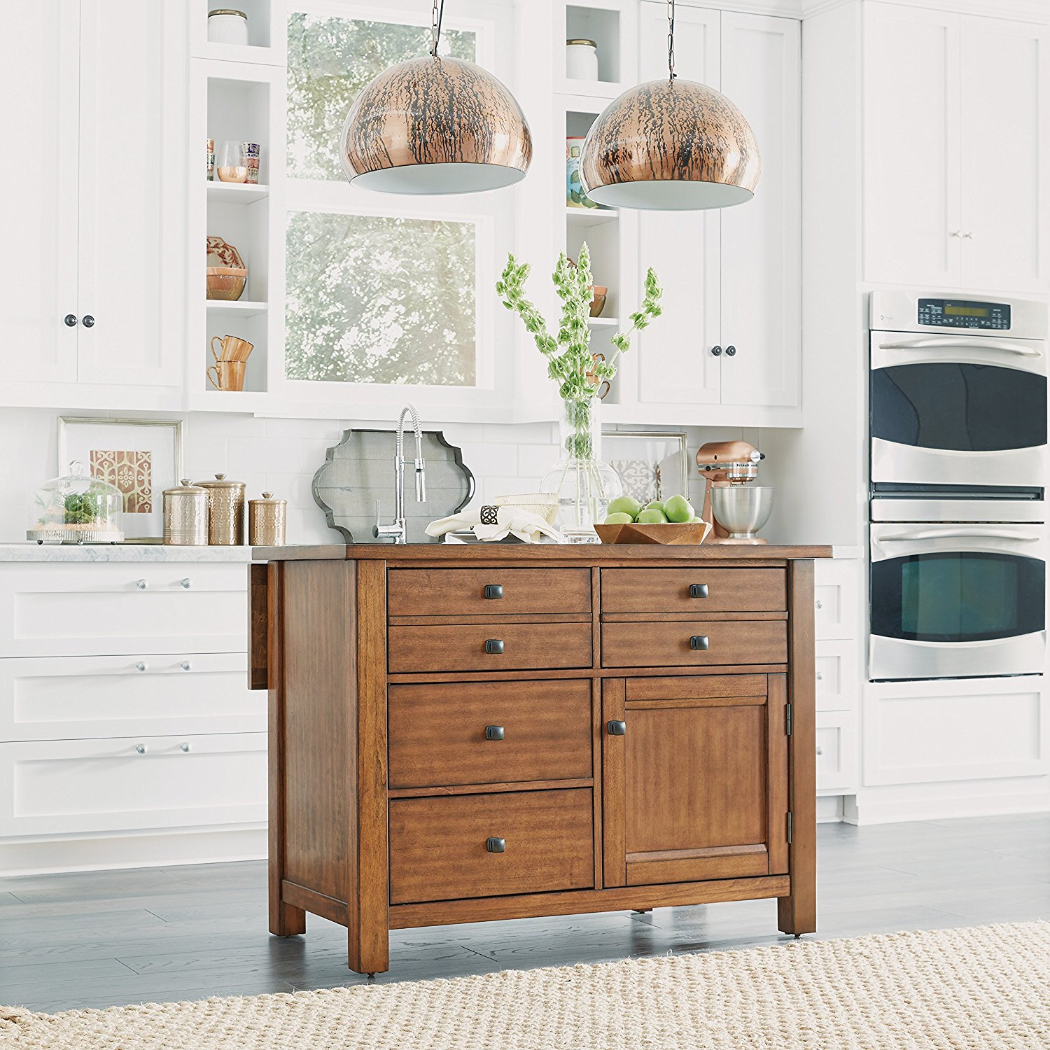 2018 Top 10 Best Kitchen Islands Carts Centers & Utility Tables