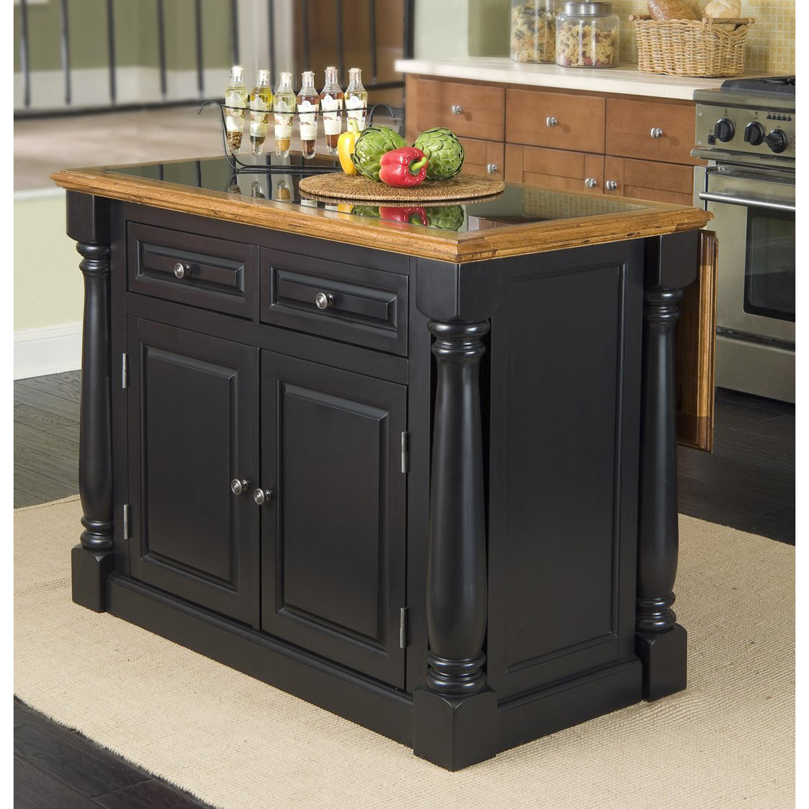2018 top 10 best kitchen islands carts centers utility Kitchen utility island