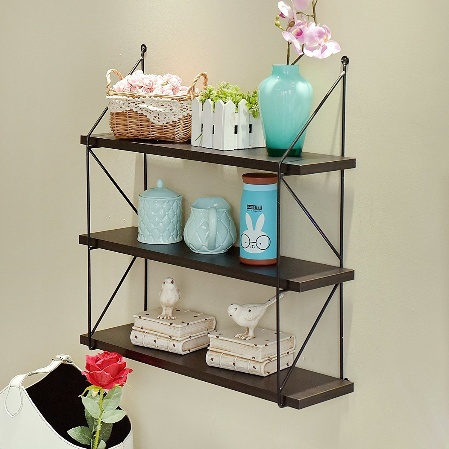 Kitchen Wall Mounted Shelves: Top 10 Wall Mounted Storage