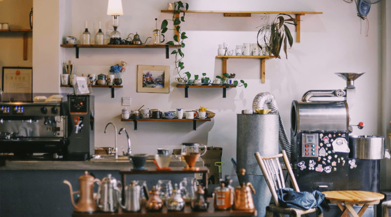 Diy New Mexican Style Kitchen Shelves