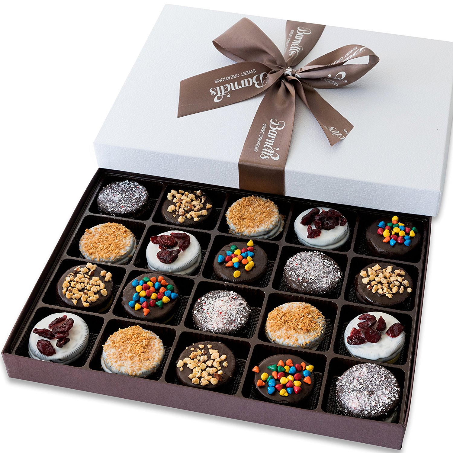 Cookie Gift Boxes & Baskets - Best Holiday Treats, Snacks ...