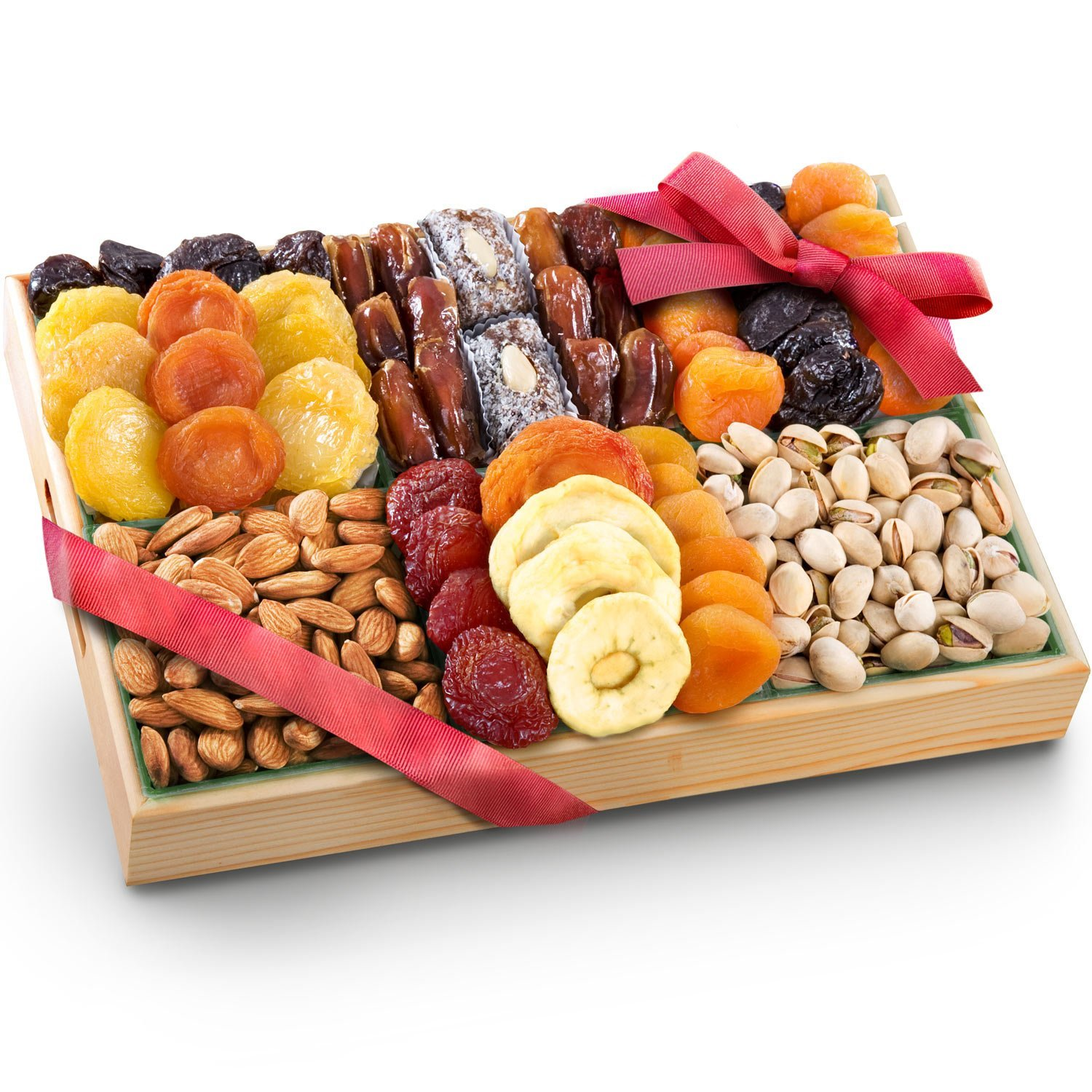 Dried Fruit and Nut Gift Baskets Delicious Fresh Healthy Gourmet Gift Ideas - HELLOFOODS.COM  sc 1 st  HelloFoods & Dried Fruit u0026 Nut Gift Baskets - Best Healthy Gourmet Gifts Delicious