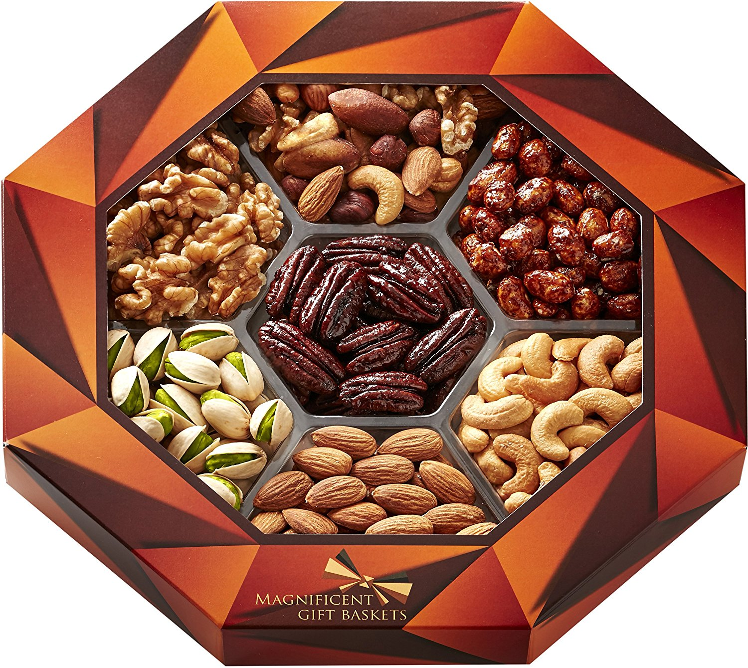 Dried Fruit & Nut Gift Baskets - Best Healthy Gourmet Gifts, Delicious