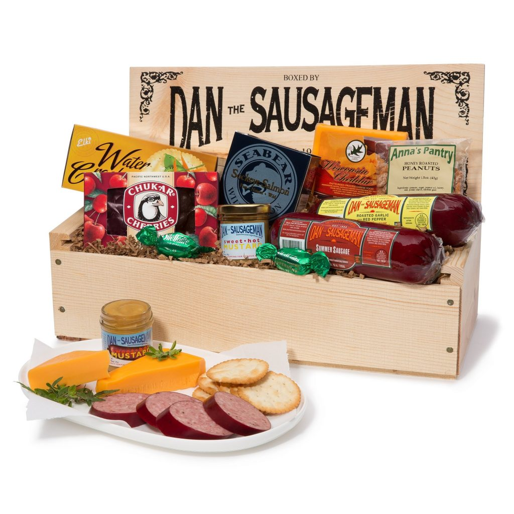 Best Quality Food Gift Baskets