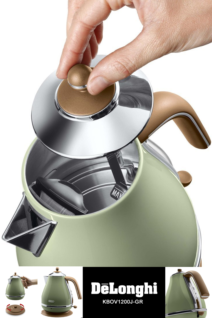 Electric Kettle For Tea Coffee Amp Water Editors Picks