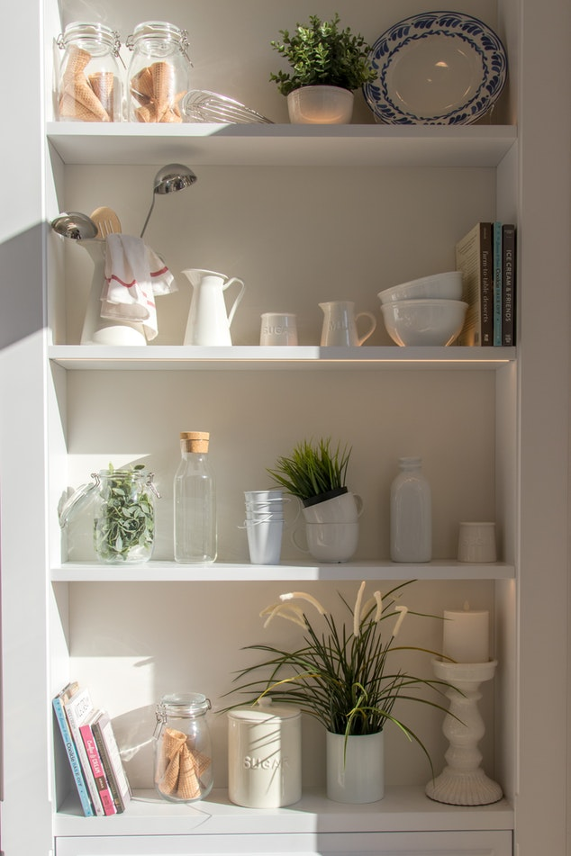 kitchen shelving ideas inspirational plan for natural | Cozy Kitchen Ideas & Inspiration - Tips for Creating a ...